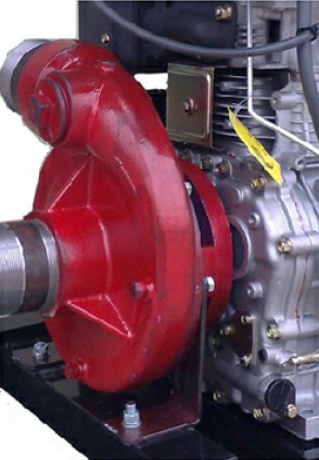 Villiers 12HP Diesel Water Pumps - High Pressure High Volume