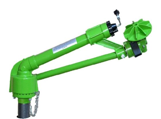 DuCaR Green 70 low cost turbine driven sprinkler