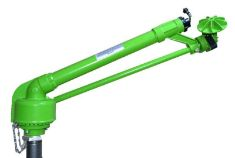 DuCaR Green 100 Turbine driven irrigation sprinkler
