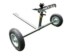 "DuCaR Atom 28 with 1.5"" wheeled cart"