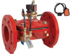 Electric Float Level Control Valves 600 series