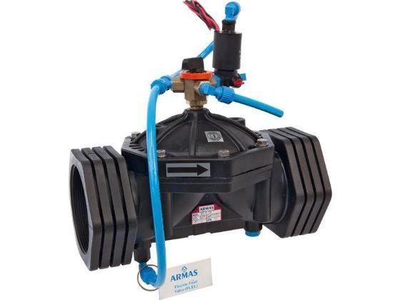 Armas Baccara Solenoid Plastic Hydraulic Control Valve