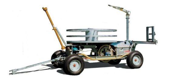 Trailco T300 Turbo Soft Hose Irrigator