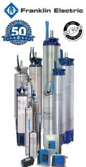 """Franklin Electric 4"""" encapsulated submersible motors"""