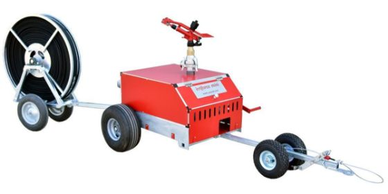 DuCaR IrriCruiser MINI PLUS For Sports Fields