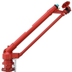 DuCaR Dust Jet PRO leading dust suppression sprinkler