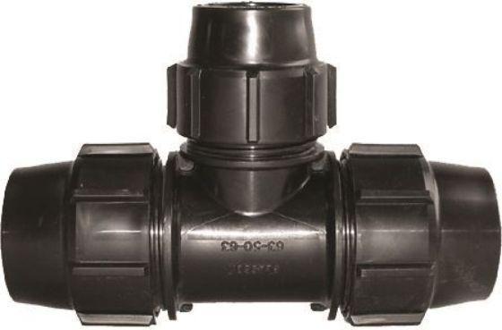 Plasson 7345 Metric Mine - Reducing Tee