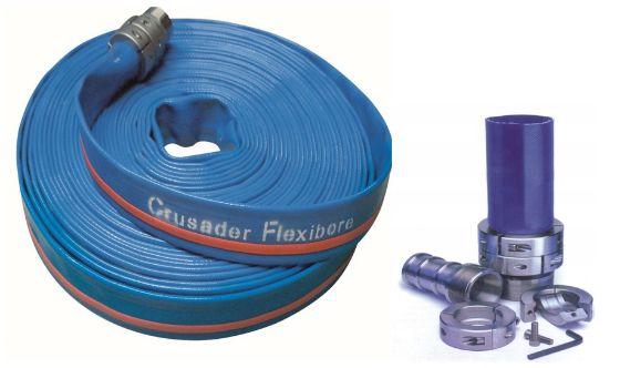 Flexibore 250 layflat bore hose